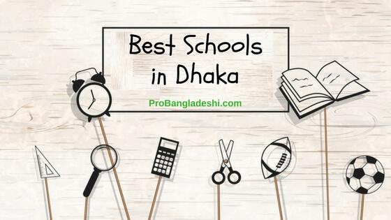 Best Schoolsin Dhaka