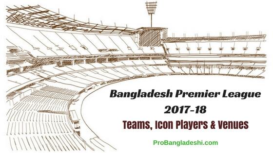 Bangladesh Premier League 2017-18