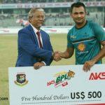 Ariful Gave Khulna Titans Thrilling Win over Rajshahi Kings