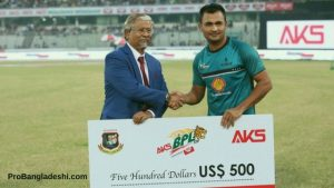 Ariful Gave Khulna Titans Thrilling Win over Rajshahi Kings
