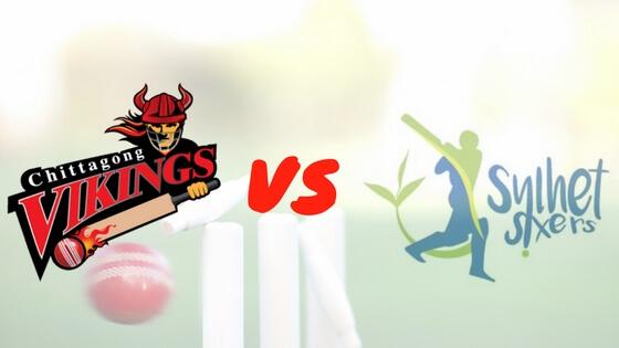 Chittagong Vikings vs. Sylhet Sixers Match Prediction