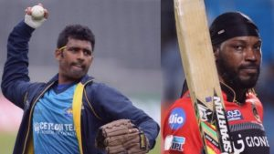 Gayle and Perera Helped Riders to Win against Dynamites