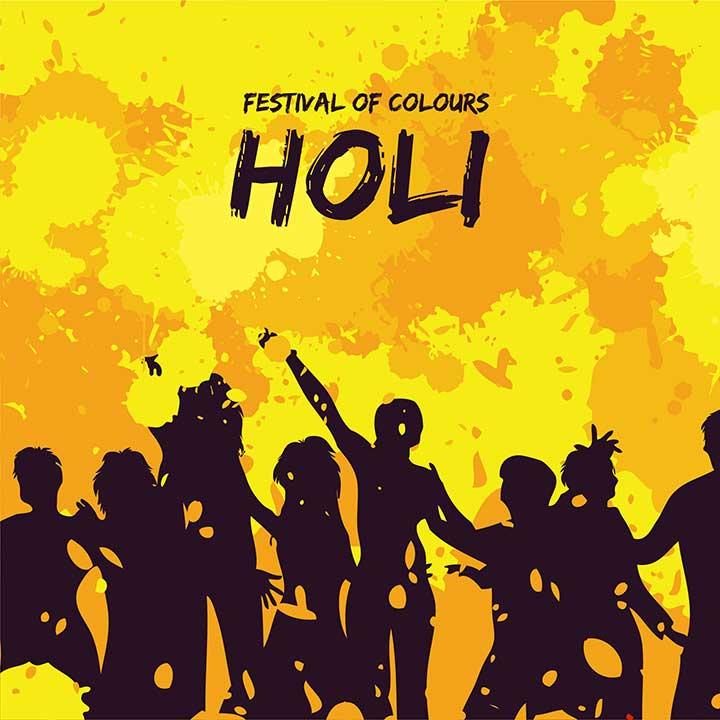 Holi Wallpaper 10