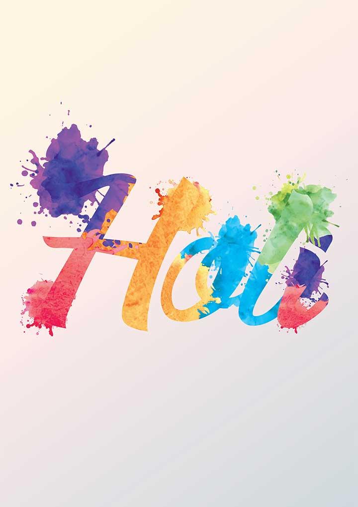 Holi Wallpaper 21