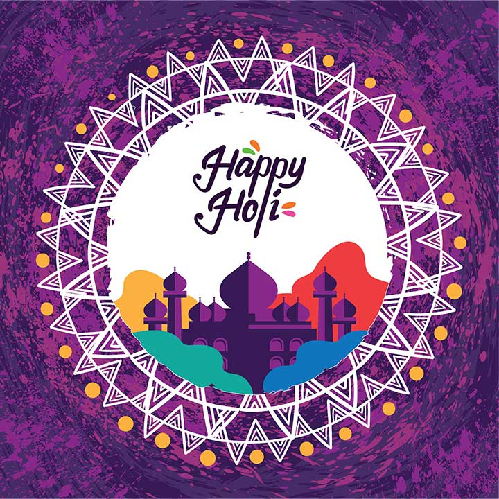 Holi Wallpaper 9