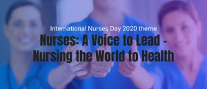 International Nurses Day 2020 theme